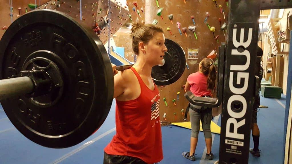 strength training - lifting