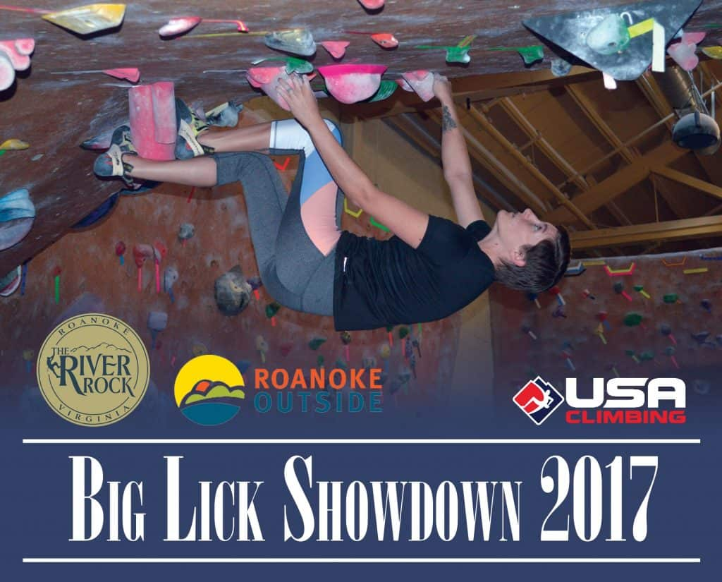 big lick showdown poster