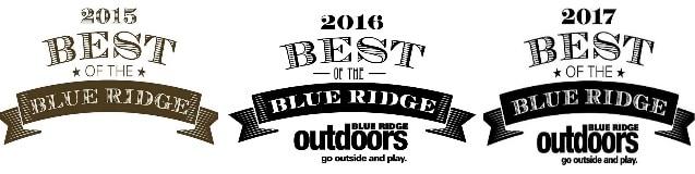 Best of Blue Ridge Banner