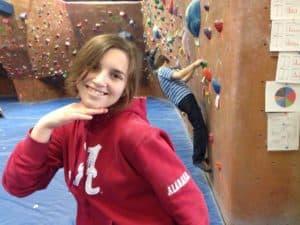 Member Social climbing